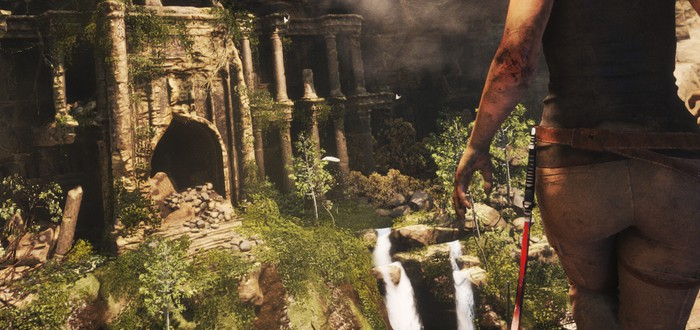 Конкурс: выиграй копию Rise of the Tomb Raider