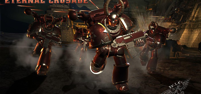 Warhammer 40,000 : Eternal crusade ранний доступ, патч с оптимизацией и не только.
