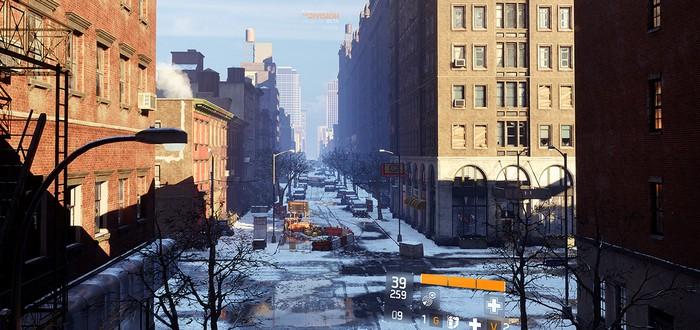 Фанатский трейлер The Division: Нью-Йорк