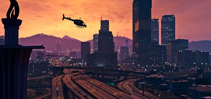 GTA 5 — самая обсуждаемая игра в Twitter за 2015 год