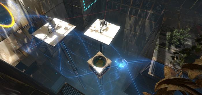 Межпространственный кошмар Portal 2
