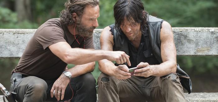 Продолжение сериала The Walking Dead вас напугает