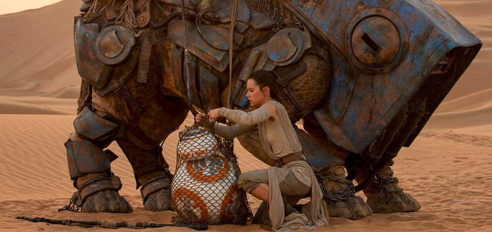 Съемки Star Wars: Episode VIII стартовали