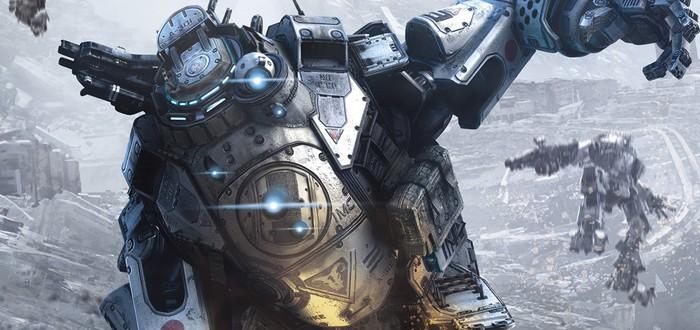 Titanfall 2 выйдет следующей зимой