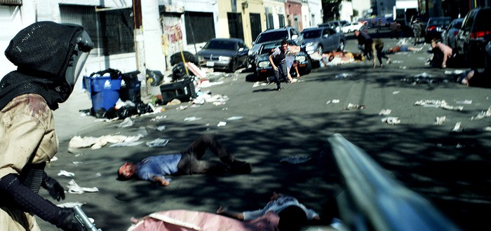 Трейлер POV-фильма Pandemic