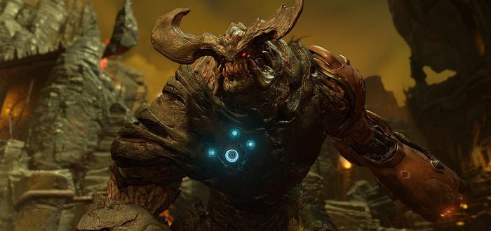 Оружие и враги нового Doom