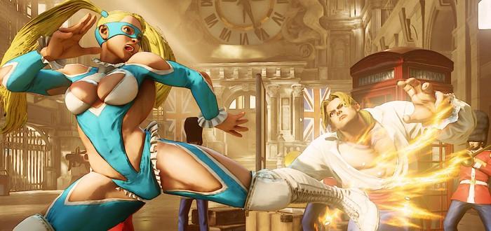 Street Fighter V выйдет на Linux и SteamOS