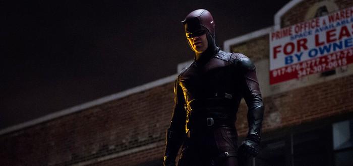 Первый трейлер второго сезона Daredevil
