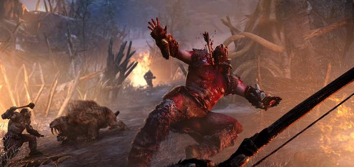 Трейлер DLC бонуса Far Cry Primal — Мамонт
