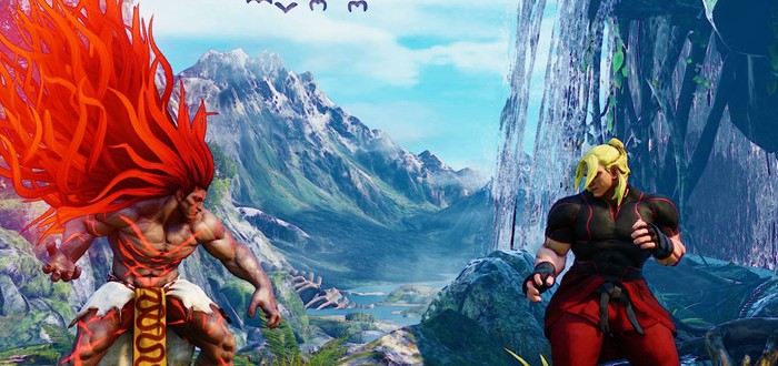 Street Fighter V оценили хорошо
