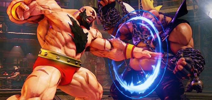 Сравнение графики Street Fighter V: PS4 vs PC