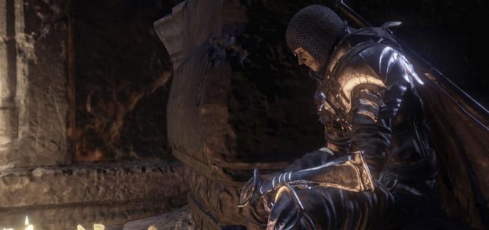 Dark Souls III открыта для предзаказа в Steam