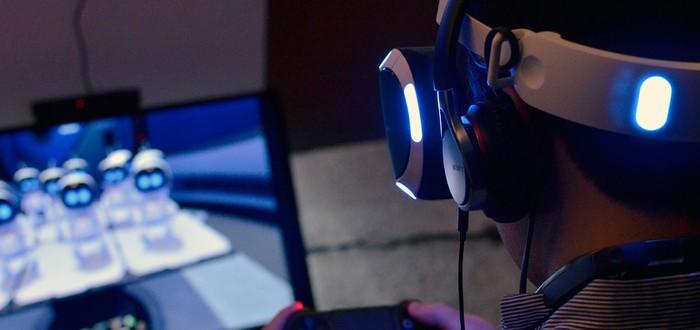 CEO Gamestop: PlayStation VR выйдет осенью