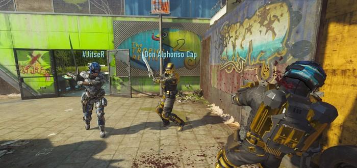 Мультиплеер Call of Duty: Black Ops 3 доступен отдельно от игры