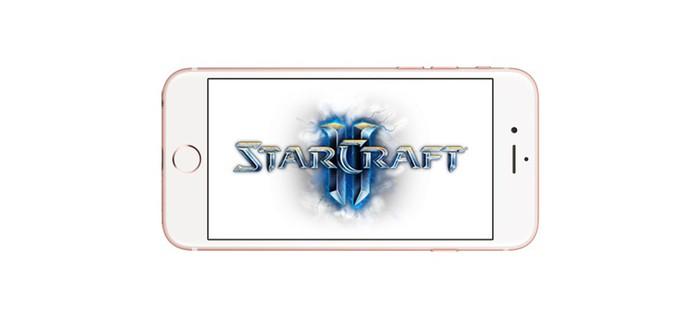 Blizzard задумывается над переносом StarCraft 2 на мобильные платформы