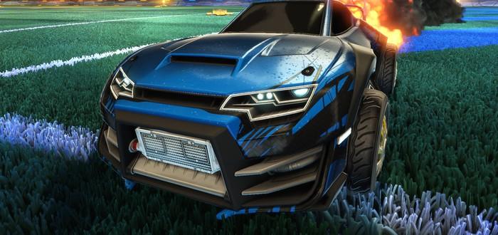 Релизный трейлер Rocket League для Xbox One