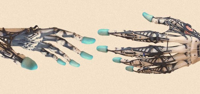 Эта роботизированная рука обладает ловкостью реальной