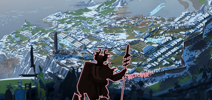 Впечатления от The Banner Saga 2 с PAX South