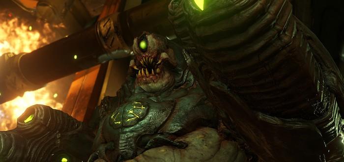 Doom будет включать 17 одиночных миссий