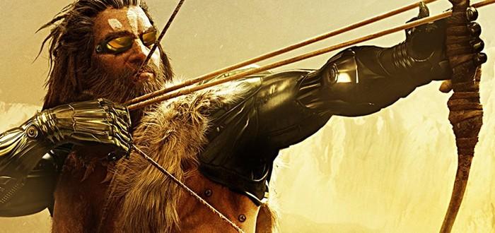 Как бы Адам Дженсен выглядел в Far Cry Primal