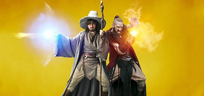 Все эпизоды комедийного шоу The Wizards of Aus