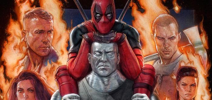 Бюджет Deadpool 2 останется небольшим