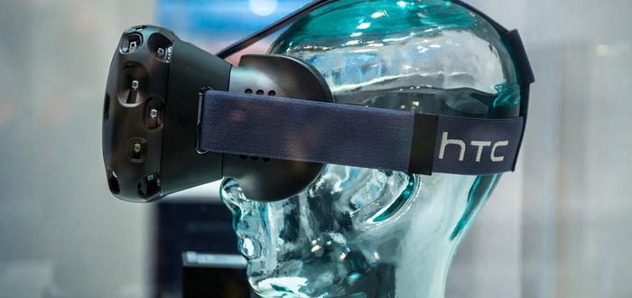 UPD. Valve объявила цену HTC Vive