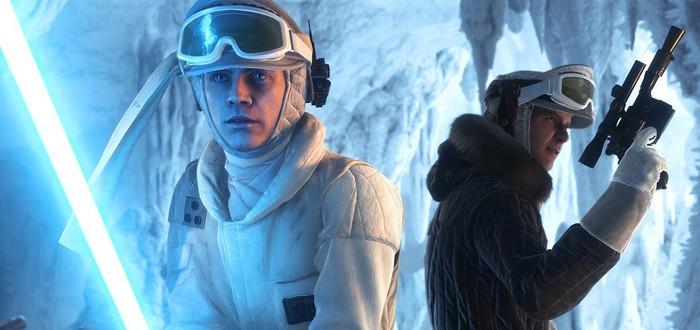 Новый патч Star Wars: Battlefront добавляет новую карту, миссию и фильтр