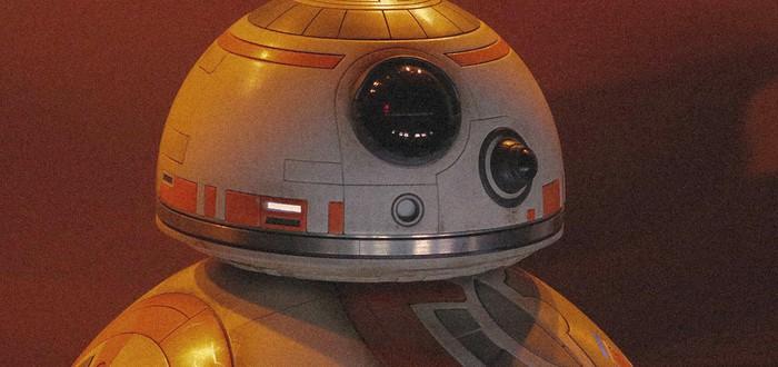 Неофициальная история создания BB-8