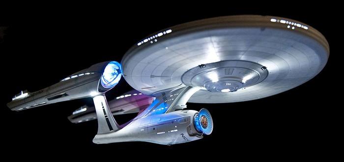 Копия USS Enterprise за $7 тысяч
