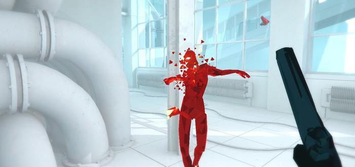 VR-версия SUPERHOT в разработке