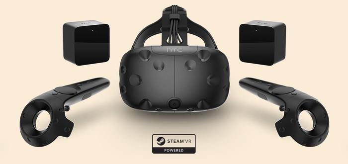 VR-девайс Vive доступен для предзаказа