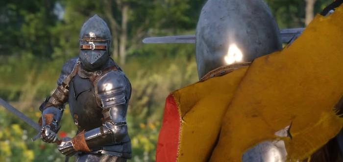 Дневник разработчиков  Kingdom Come: Deliverance — боевые специалисты