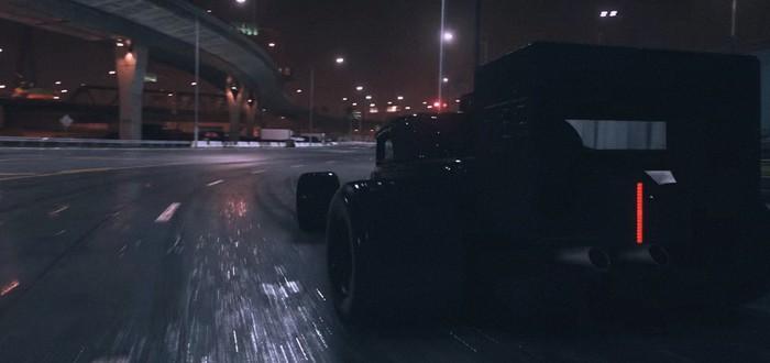 Первый трейлер хот-родов в Need for Speed