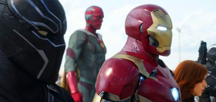 Фотографии со съемок Captain America: Civil War
