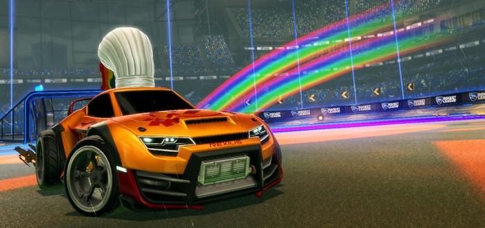 Rocket League: Collector's Edition выйдет во второй половине года