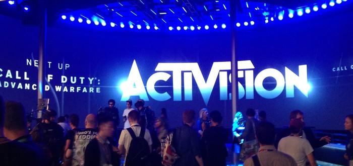 Activision без стенда на E3 2016