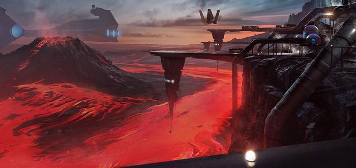 Детали дополнения Outer Rim для Star Wars Battlefront