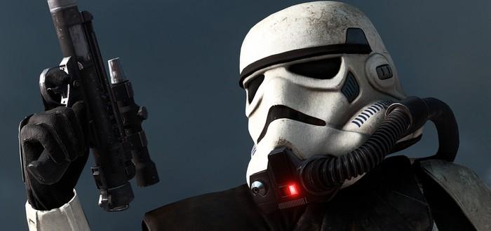 Финн хочет синглплеер в Star Wars: Battlefront