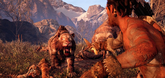 Far Cry Primal развивается на территории древней карты Far Cry 4