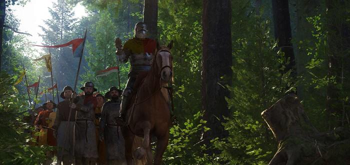 Старт беты средневекой RPG Kingdom Come: Deliverance