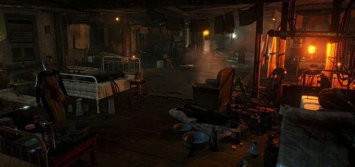 Первый геймплей Vampyr
