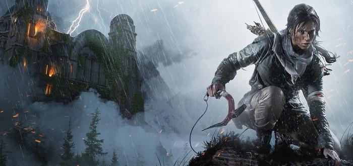 Avalanche портирует Rise of the Tomb Raider на PS4