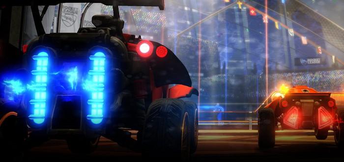 У Rocket League на Xbox One уже миллион игроков