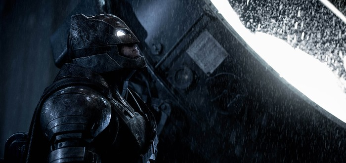Новая ТВ-реклама Batman v Superman