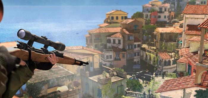 Первые скриншоты Sniper Elite 4
