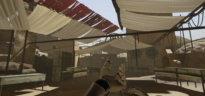 Первое видео ремейка Star Wars: KOTOR на Unreal Engine 4