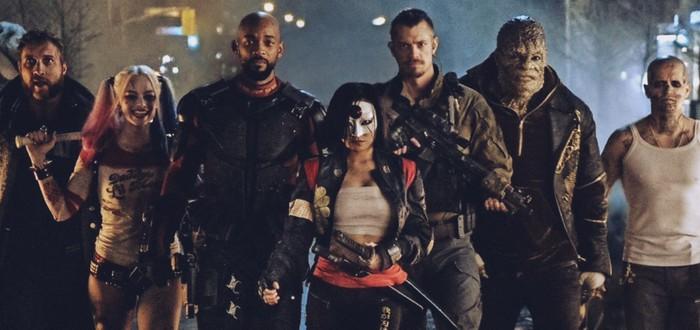 Новые постеры Suicide Squad