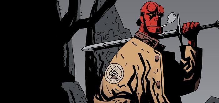 Адам Сэведж: бюджетный меч из Hellboy за один день