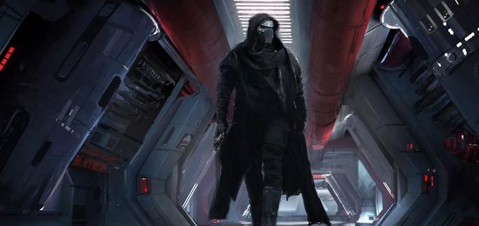 Много концепт-артов Star Wars: The Force Awakens